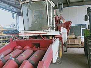 沃得530玉米收割机