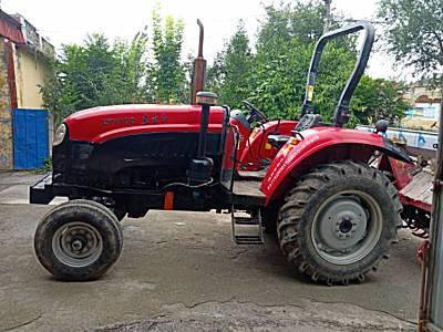 东方红6缸1100拖拉机