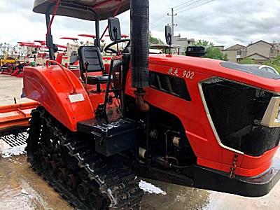 农夫902方向盘式履带拖拉机