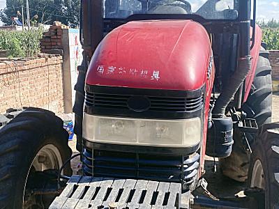 黄海金马1004拖拉机