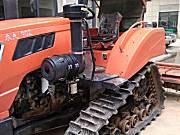 農夫902方向盤式拖拉機帶旋耕機