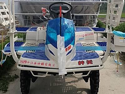 井关2Z-6B5柴油版高速插秧机