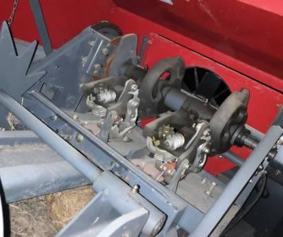 沃得9YFQ-2250型方草捆打捆机