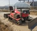 莱州华弘35马力履带式旋耕机