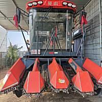 英虎4YZB-4玉米收获机