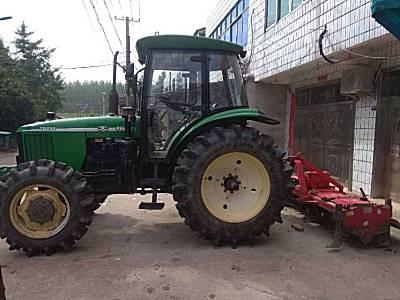 天拖铁牛854轮式拖拉机