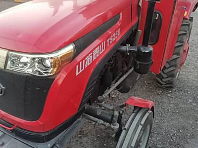五征TS250拖拉机