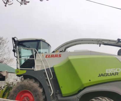 CLAAS(科樂收)JAGUAR 850自走式青貯飼料收獲機