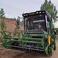 中聯谷王TB70(4LZ-7B)小麥收割機