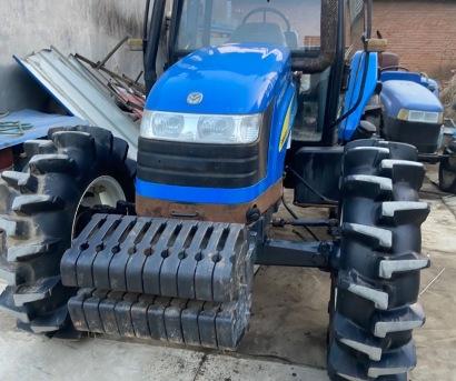 紐荷蘭804輪式拖拉機