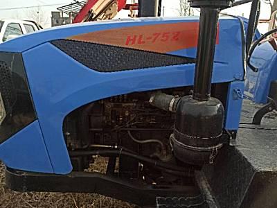 农夫HL-752轻型履带拖拉机