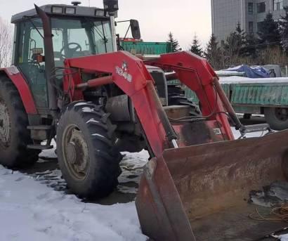 愛科1404拖拉機