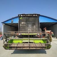 中聯谷王4LZ-8BZ1小麥收割機