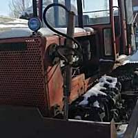 東方紅C1302履帶拖拉機