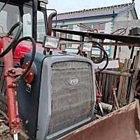 東方紅C902履帶拖拉機