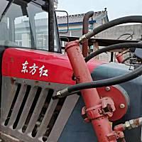 東方紅1202履帶拖拉機