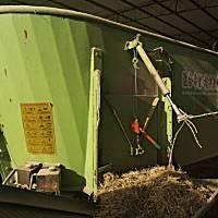 玉牛牌9JGL-1S型TMR飼料制備機