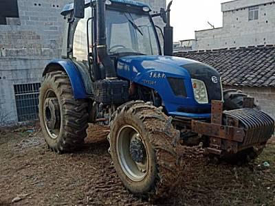 二手东风DF1604-1轮式拖拉机