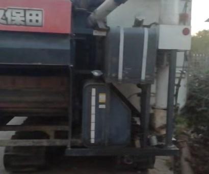 久保田4LZ-4(PRO988Q)全喂入履帶收割機