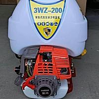寒戰3WZ-200背負式高壓動力噴霧機