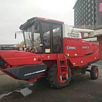 中聯收獲新疆-8小麥合收割機