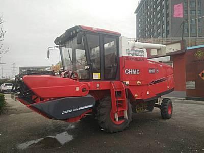 中联收获新疆-8小麦合收割机