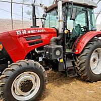 铠特神州红1804A轮式拖拉机