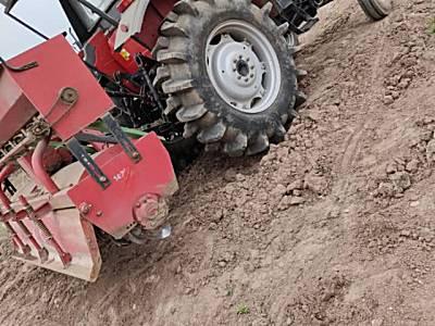 二手东方红LY1100轮式拖拉机