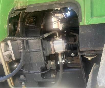 天拖1354拖拉机