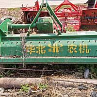 旄牛1JHM-180秸稈粉碎滅茬還田機
