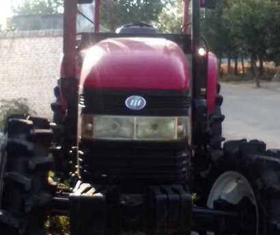 黄海金马904轮式拖拉机
