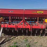 現代農裝(中農機)2BMG-24免耕施肥播種機