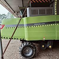 中联谷王TB80B(4LZ-8B1)小麦收割机