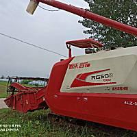 雷沃谷神RG50(4LZ-5G)型水稻收割機