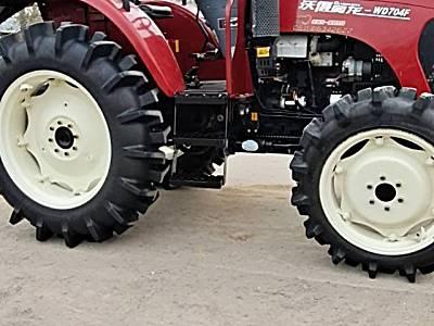 沃得奥龙WD704A轮式拖拉机