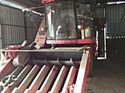 牧神4YZB-8玉米联合收获机
