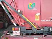 新疆牧神4LZ-8谷物联合收割机