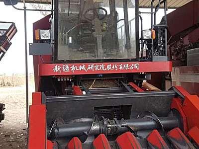 牧神6300玉米收割机