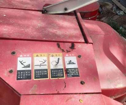 新疆牧神4QZ-2200型自走式青(黄)贮饲料收获机