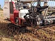 洋马85稻麦联合收割机