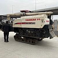 洋馬AW85GR(4LZ-3.0A)全喂入稻麥聯合收割機