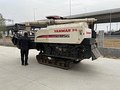 洋马AW85GR(4LZ-3.0A)全喂入稻麦联合收割机