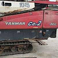 洋馬Ce-2M(AW500)半喂入聯合收割機