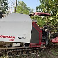 洋马YH880(4LZ-4.0A)全喂入稻麦联合收割机