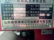 出售2016年春雨4YZP-3X玉米收获机