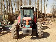 出售2014年美国麦赛福格森1204拖拉机